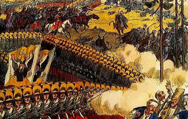 avstrijskaya armiya 1788 g