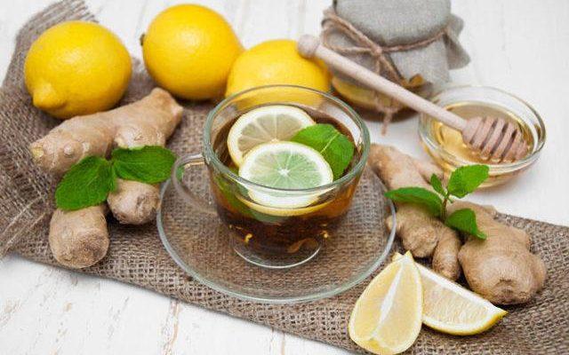 imbir s limonom dlya pohudeniya luchshie reczepty strojnosti