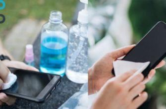 kak i chem pravilno chistit smartfon ot mikrobov sredstva i lajfhaki