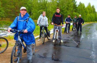kakoj dolzhna byt odezhda dlya velosipedistov